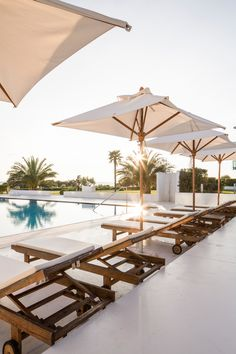 At Falkensteiner Premium Apartments Senia your dreams will become reality. Enjoy luxury apartments directly by the beach in Croatia. Outdoor Pool, Outdoor Decor, Luxury Apartments, Croatia, Gardens, Patio, Beach, Home Decor, Vacation