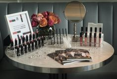 Display Arbonne lip products at your salon or spa!