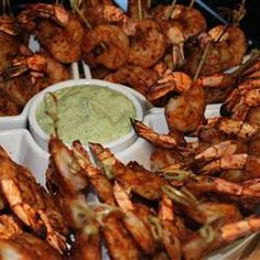 Spicy Chipotle Grilled Shrimp Allrecipes.com