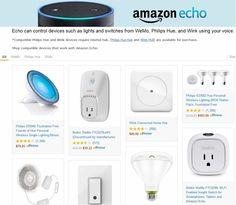 Amazon Echo with Wink