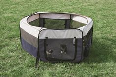 Special Offers - TRIXIE Pet Products Soft Sided Mobile Play Pen Medium - In stock & Free Shipping. You can save more money! Check It (August 11 2016 at 02:03AM) >> http://dogcollarusa.net/trixie-pet-products-soft-sided-mobile-play-pen-medium/