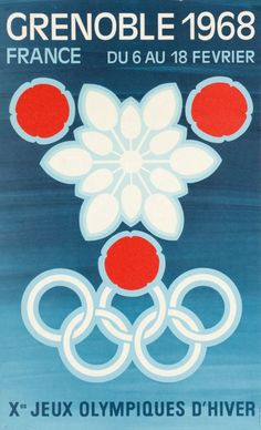 Xes Jeux Olympiques d'Hiver, Grenoble 1968, France