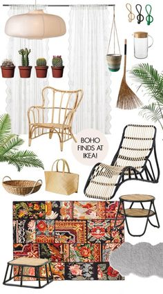 Ikea has gone all boho | The Jungalow