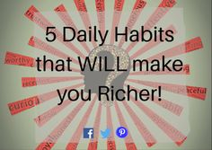 Daily habits can change the direction of our lives. Some people have weak habits like gossiping or back chatting while some have strong habits like praising and encouraging others. How To Make Money, How To Become, Wealth Creation, Learning Tools, Follow Me On Instagram, Personal Development, Lifestyle Blog, Encouragement, Make It Yourself