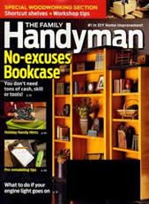 Family Handyman Magazine Subscription ONLY $3.99 on http://www.icravefreebies.com/