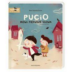 Pucio mówi pierwsze słowa -  jedynie 29,93zł w matras.pl Children's Book Illustration, Character Illustration, Baby Baden, Book Drawing, Freelance Illustrator, Book Activities, Cover Art, Childrens Books, Thriller