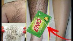 Pare de se depilar Use ENO para remover pêlos para sempre