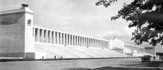 Dark Roasted Blend: Totalitarian Architecture of the Third Reich