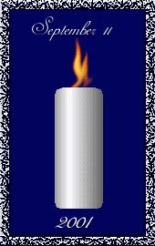 911 candles | candle_911.gif (13881 bytes)