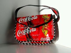 Would love a Coca Cola bag like this!!