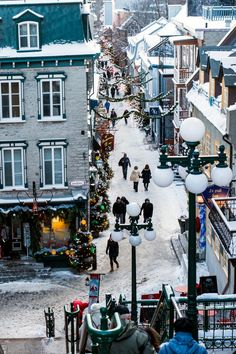 Quebec City, Canada: N.H.L. team or not, the Quebec capital is scoring. / #40 on @nytimes's list of 52 Places to Go in 2015