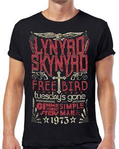 29bc2b70eb2 Lynyrd Skynyrd Lynyrd Skynyrd T Shirt