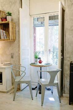 Coffee Shop, Office Desk, Corner Desk, Madrid, Brunch, Love, Furniture, Home Decor, Coffee Shops
