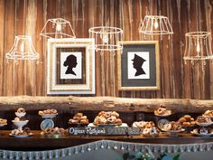Mesa dulce nupcial 10 Scrumptious Doughnut Displays We Love | TheKnot.com