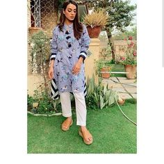 Image may contain: 1 person, standing and outdoor Iqra Aziz, Pakistani Dramas, On Set, Shirt Dress, Shirts, Instagram, Dresses, Characters, Image