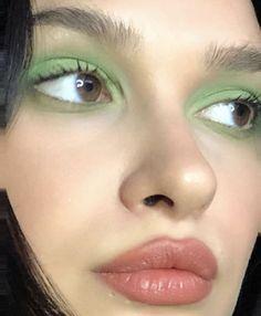 Edgy Makeup, Makeup Eye Looks, Eye Makeup Art, Cute Makeup, Makeup Goals, Pretty Makeup, Skin Makeup, Beauty Makeup, Doll Eye Makeup
