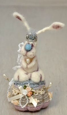 Felted Art by Little Inspirations Soul