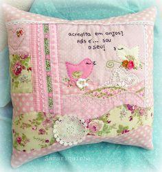 A cor de rosa também ja está prontinha! by Fotos de Samariquinha- Micheline Matos, via Flickr