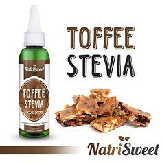 SweetLeaf Sweet Drops Liquid Stevia Sweetener, English Toffee, 2 Ounce (Pack of Vanilla Flavoring, Sugar Substitute, Keto Cookies, Natural Sugar, Chocolate Flavors, Natural Flavors, Toffee, Stevia