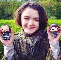 Pop Dolls Game Of Thrones