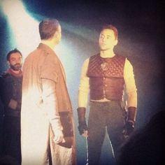 Coriolanus - one of my favorite scenes - tragic, moving, compelling, heartbreaking! So well acted!