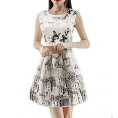 Vestido It Girls V1201 Estampado