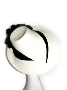 Hat Designer Dublin Ireland, Martha Lynn Millinery, trained with Phillip Tracey and Stephen Jones