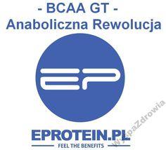 EP BCAA GT 500g Aminokwasy GLUTAMINA ActivLab XTRA