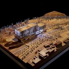 New Taipei City Museum of Art KRIS YAO by ARTECH in Taipei, #Taiwan #arcfly #museumarchitecture #archmodels __________________________ . Send your works. . Tag your archi friends. . _________________________ #architecturalmodels #woodmodel #wood #new #city #Museum #art #Taipei #Chinese #maqueta #architectural #model #mockup #instamodels #mockups #maquette #maket #archidesign #archilife #architects #architecturestudents