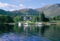 Inn on the Lake (Hotel) wedding venue in Lake Ullswater, Penrith, Cumbria