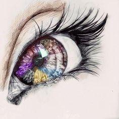 #eye #sketch
