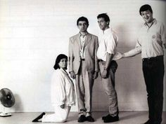 Rare and beautiful celebrity photos | Dawn French, Rowan Atkinson, Hugh Laurie and Stephen Fry