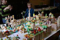 Sweet Architecture workshops | ARKKI Lasten ja nuorten arkkitehtuurikoulu