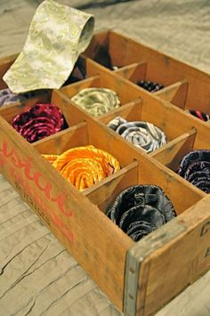 Creative Organization: Five Uses for a Soda Crate