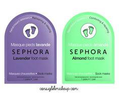 Preview: Maschere in tessuto piedi e cerottini naso - Sephora