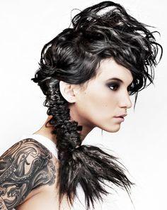 Makeup- Zack Norman  Hair - Molly Rae Kay