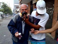 [FOTOS] Comenzó la represión en Chacao