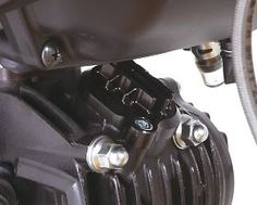KITACO ALUMINIUM VALVE CLEARANCE CAP #310-1432900 #310-1432901 Honda MSX125 Grom