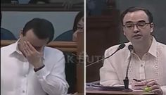 WATCH: Cayetano strikes back at Trillanes Privilege Speech - President Rodrigo Duterte is not just currently at war against drugs but also in word war at the Senate. Through Senator Alan Cayetano, the voice of Digong