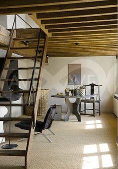 boris vervoordt's home, a converted 16th century coffee warehouse in antwerp photos:andreas von einsiedel for british house & garden