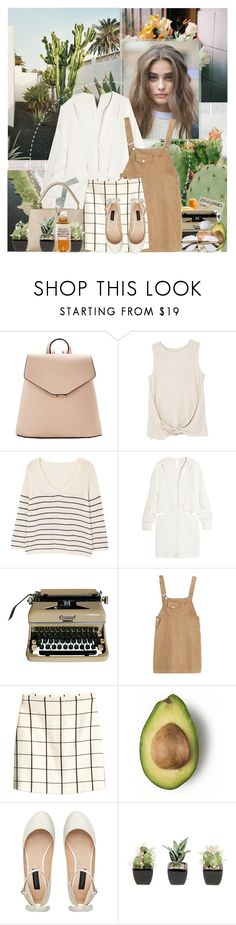 """""""PricklyPear"""" by katieci ❤ liked on Polyvore featuring MANGO, Edition, Organic by John Patrick, Tom Ford, Retrò, H&M, Forever New and Issey Miyake"""