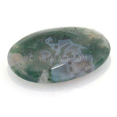 Ocean Jasper Thumb Stone by CrystalAge