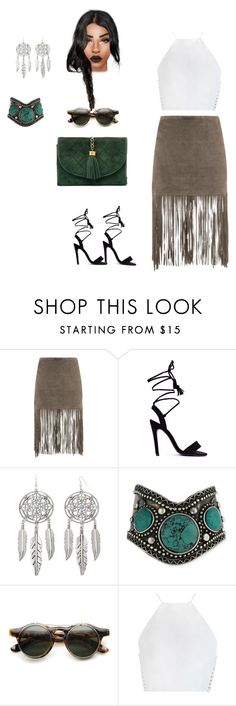 """Untitled #105"" by priscillay5 on Polyvore featuring MuuBaa, Arizona, Zimmermann and Chanel"