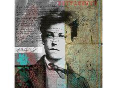 Cette œuvre donnera de l'esprit à vos murs, à l'instar du poète qu'elle honore, Arthur Rimbaud.