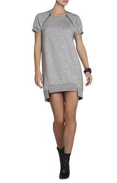 Isabella Long Tunic Sweatshirt I love this!!;) it lust looks soo... Engineered. Engineered for fashion;)