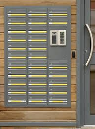 Apartment Building Mailboxes apartment lobby mailboxes - google search | mail room | pinterest