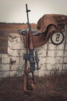 Dragunov Sniper Rifle by Andriy Medyna on500px.com