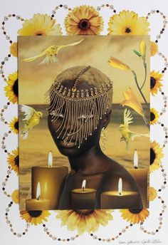 Roberto Custodio Art, Brazilian Artists Oxum Oxum is the name for the Yoruba religious figure Oshun in Brazilian Candomblé Ketu religion. She is also known as Ochún in Cuban Santeria. Oxum is a temperamental mother figure who reigns over intimacy, beauty, marriage and wealth.