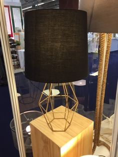 More possibilities from our buying trip. Raj found this new lamp collection and wants to know what you think? Should we be ordering these in?