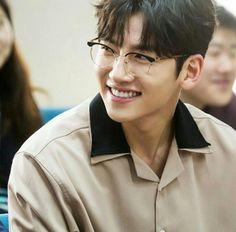 Ji Chang Wook adorable smile